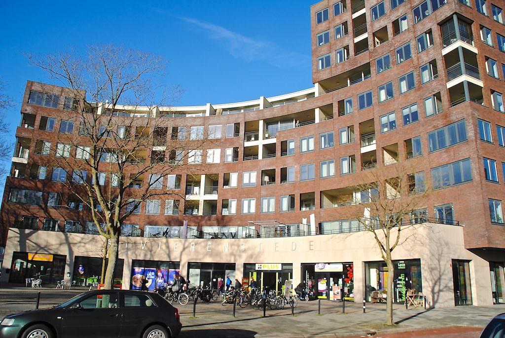 3-kamer appartement met garage in Rivierenbuurt - REC vastgoed