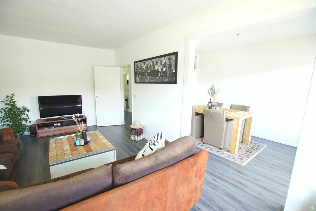 prachtig 3-kamer appartement in Groningen Zuid. Word gestoffeerd ...