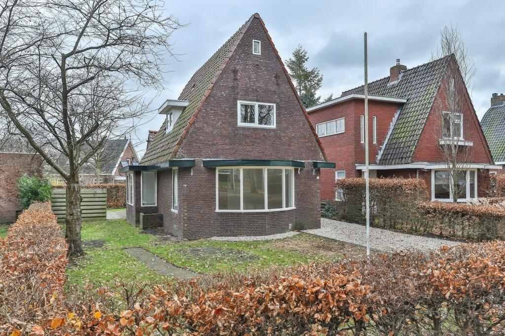 Very Nice Detached Family House In Haren Nieuwlandsweg 2